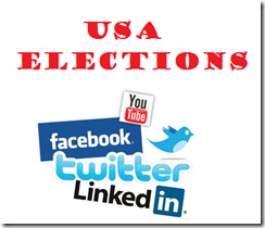 Barack Obama won the U.S.A. Presidential Elections today to endure appointed the president of the Effect of U.S.A. Election on Social Media