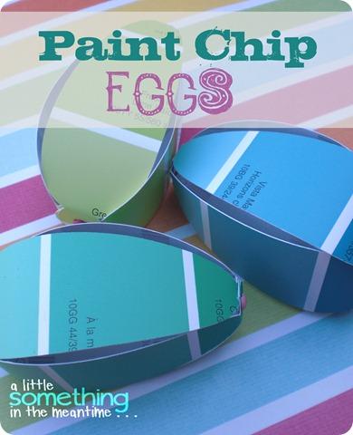 Paint Chip Eggs Banner WM