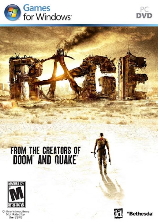 Rage Boxt Art