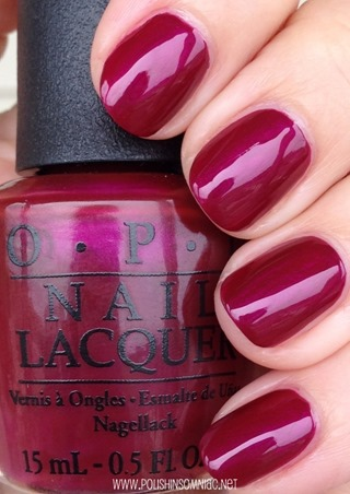 OPI Thank Glogg It's Friday