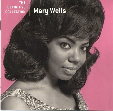 Mary Wells - The Definitive Collection - Front