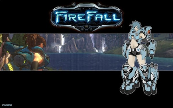 Firefall background