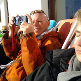 Bo and Micke at After ski
