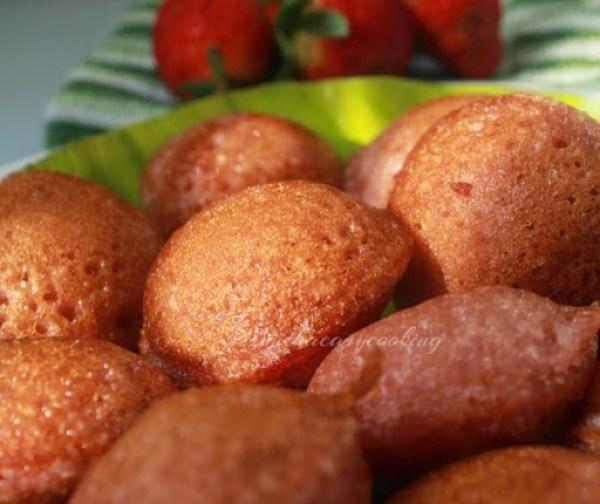 Strawberry Samai Arisi Panniyaram4