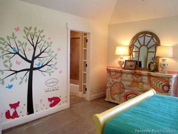 Favorite Paint Colors - kids bedroom ideas