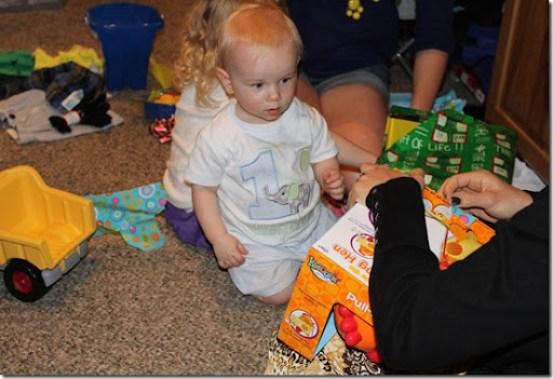 Hayden's first birthday 128