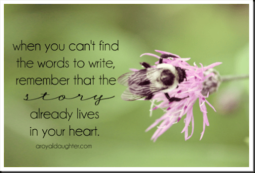 Write from Your Heart 2