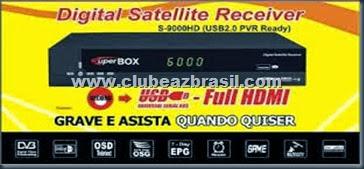 SUPERBOX S9000 HD