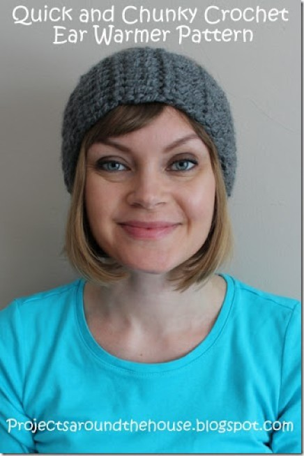 Quick And Chunky Crochet Ear Warmer Pattern Renewed Claimed Path