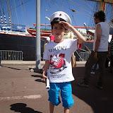 Mihai, micul marinar