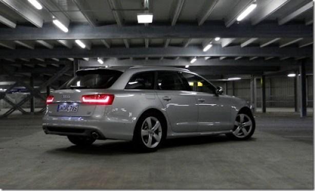 Audi A6 Avant 3.0 TDI (7)