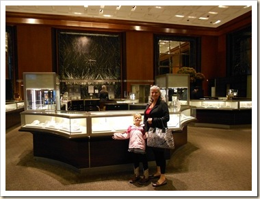 Mom and AG Tiffany