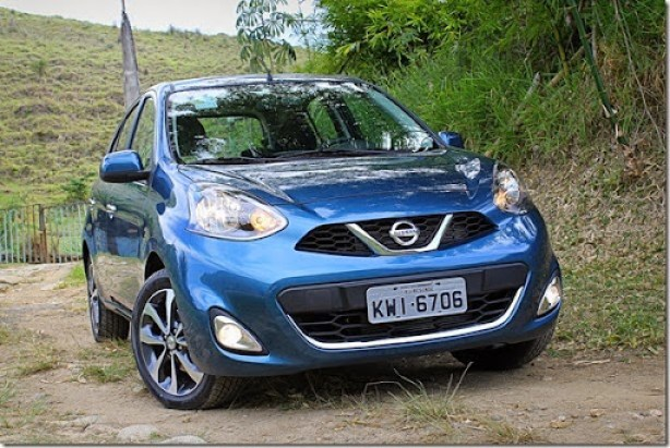 Nissan March 2015 New (1)