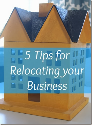 5 tips relocating