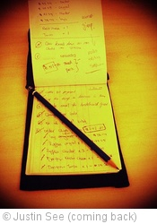 'To-do list book.' photo (c) 2009, Justin See (coming back) - license: http://creativecommons.org/licenses/by/2.0/
