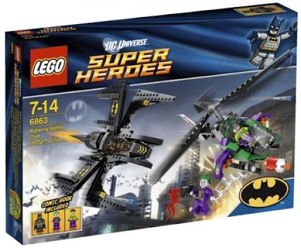 Lego Super heroes2