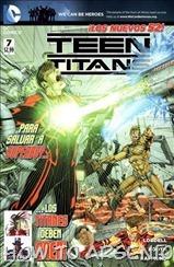 P00118 - Teen Titans v2011 #7 - As