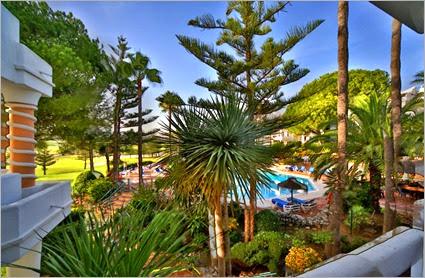 Balcony View Malaga