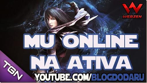 Mu Online: Voltando a ativa