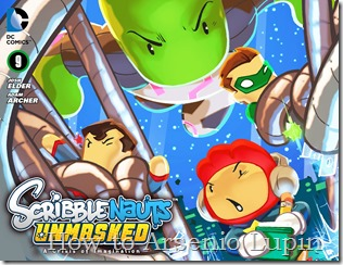 Scribblenauts Unmasked - A Crisis of Imagination 009-000