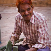 people at work in Jaipur - Canon T2i