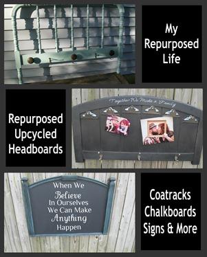 headboards repurposed