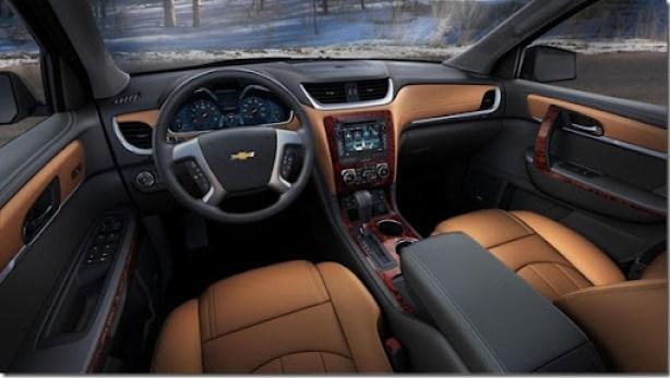 Chevrolet Traverse 2013 (1)