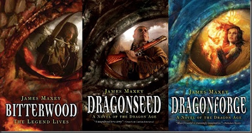 Maxey-DragonAge-Books