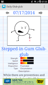 Daily Glub-glub screenshot 0