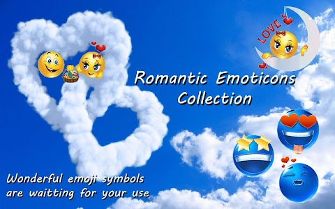 Romantic Emoticons Collection screenshot 4