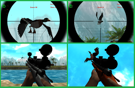 Duck Hunter Game screenshot 2