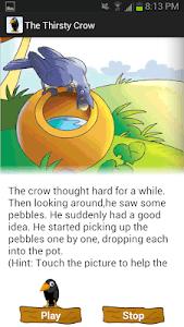 The Thirsty Crow screenshot 2