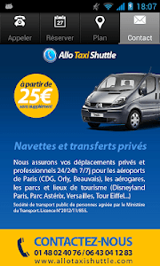 Allo Taxi Shuttle screenshot 4