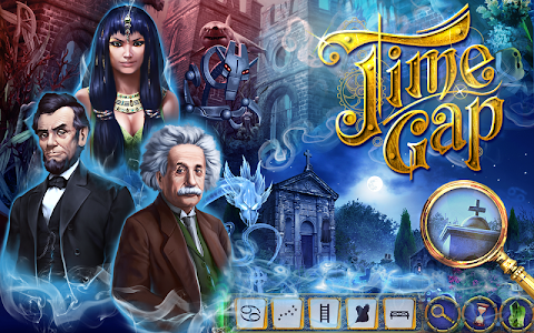 Time Gap Hidden Object Mystery screenshot 14