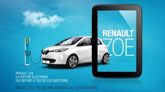 Renault ZOE für DE screenshot 11