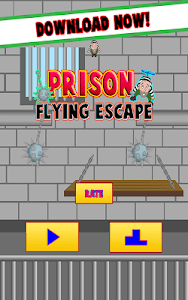 Prison Flying Escape screenshot 5