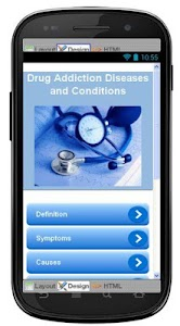 Drug Addiction Information screenshot 0