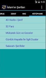 İslam'ın Şartları screenshot 5