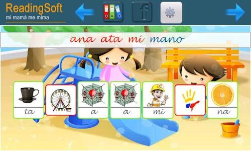 Curso 3 Aprender a Leer screenshot 3