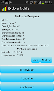 Explorer Mobile screenshot 1