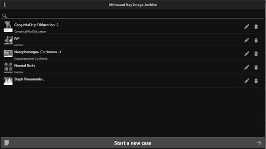 Radiology KeyImage Archive screenshot 12