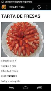 Recetas de cocina gratis screenshot 6