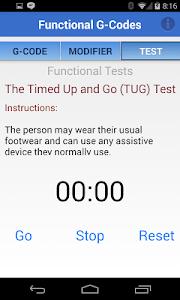 Functional G-Codes (PT/OT/SLP) screenshot 5