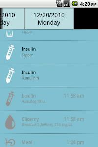 dbees.com Diabetes Management screenshot 1