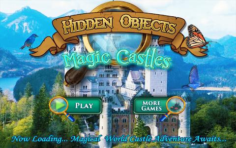Hidden Objects: World Castles screenshot 5