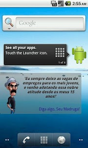 Seu Madruga Widget screenshot 4