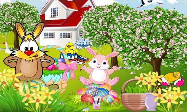 Easter Eggs Hidden Objects - Android Apps on Google Play