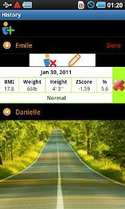 BMI Calculator Pro screenshot 3