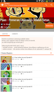 NGOMIK - Baca Komik Indonesia screenshot 18