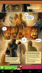 Komik:Alkitab Jilild 1 screenshot 6